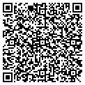 QR code with B & J Manufacturing Inc contacts