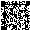 QR code with A & Z Auto Sales contacts