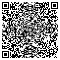 QR code with A M & N Federal Credit Union contacts