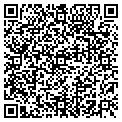 QR code with C&F Welding Inc contacts