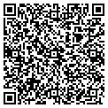 QR code with SBS Construction contacts