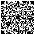 QR code with J & D Concession contacts
