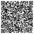 QR code with B & B Contractors contacts