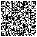 QR code with R & G Mechanical contacts