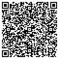 QR code with H & H Concrete Co contacts