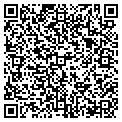 QR code with B & J Equipment Co contacts