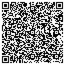 QR code with J R's Barber Shop contacts
