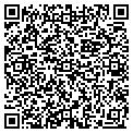 QR code with T & R Automotive contacts