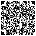 QR code with K J & L Auto Sales contacts