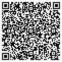 QR code with C & S Sports contacts