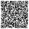 QR code with J & M Bargain Center contacts
