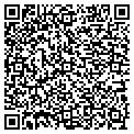 QR code with C & H Transmission Services contacts