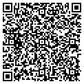 QR code with P K's Concrete Creations contacts