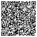 QR code with H & W Boiler Service contacts