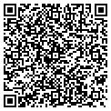 QR code with J B Upholstery contacts