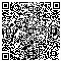QR code with B & C Country Florist contacts