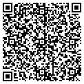 QR code with J & P Bike Shop Inc contacts