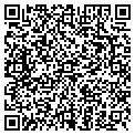 QR code with USF Reddaway Inc contacts