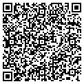 QR code with A & A Fish Farm contacts