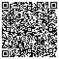 QR code with C & S Restaurant contacts