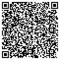 QR code with P L Blanchard & Co contacts