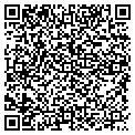 QR code with James D Gilliam Electric Inc contacts