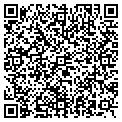 QR code with T & B Electric Co contacts