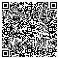 QR code with R J Moving & Stge contacts