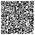QR code with Del Tysons Reporting Service contacts