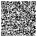 QR code with Humphrey Baptist Church contacts