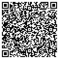 QR code with J & R Construction & Excav contacts