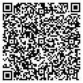 QR code with N & S Express Trucking Inc contacts