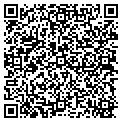 QR code with Simmon's Sales & Service contacts
