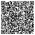 QR code with Alma City Swimming Pool contacts