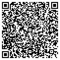 QR code with John D Wright contacts