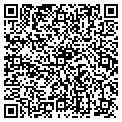 QR code with Number 1 Nail contacts