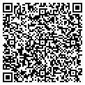 QR code with M & R Construction Co Inc contacts
