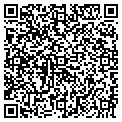 QR code with S & R Restaurant Equipment contacts