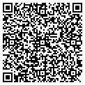 QR code with M&M Pawn & Trading Post contacts