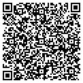 QR code with E & M Flying Service contacts