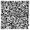 QR code with Oak Bowery Baptist Church contacts