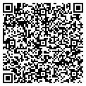 QR code with Dimond Athletic Club contacts