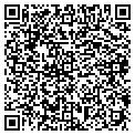 QR code with D & D Delivery Service contacts