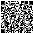 QR code with C & D Drug Store contacts