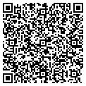 QR code with T & S Sawmill Inc contacts