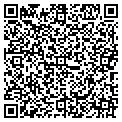 QR code with J & S Cleaning Restoration contacts