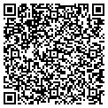 QR code with Simmons Construction & Dev Inc contacts