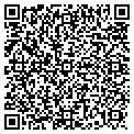 QR code with C & V Backhoe Service contacts