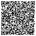 QR code with B & K Portable Buildings contacts