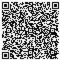 QR code with B & M Cleaners & Laundry contacts